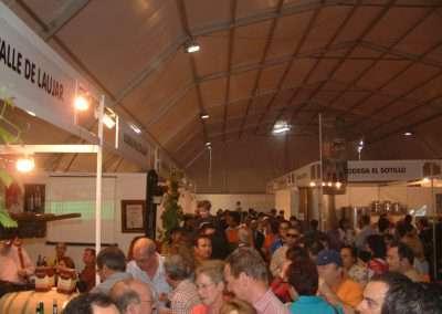 Feria del Vino Laujar